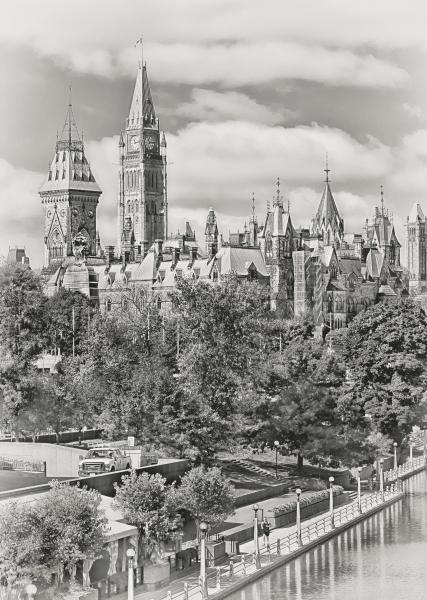 Sketch Ottawa